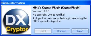 cryptorplugin
