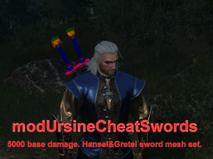 witchermod_ursineswords